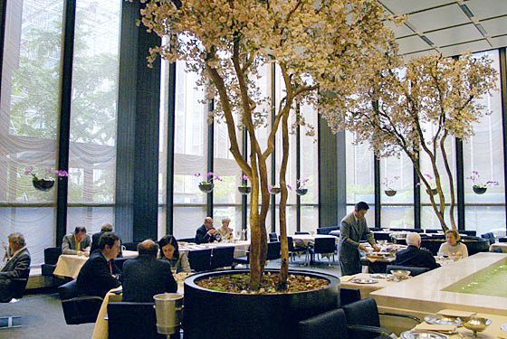 Landmarks Preservation Commission Orders to Protect The Four Seasons