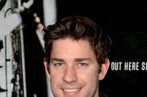 """BEVERLY HILLS, CA - SEPTEMBER 30:  Actor John Krasinski attends the premiere of Columbia Pictures' """"Captain Phillips"""" at the Academy of Motion Picture Arts and Sciences on September 30, 2013 in Beverly Hills, California.  (Photo by Jason Merritt/Getty Images)"""