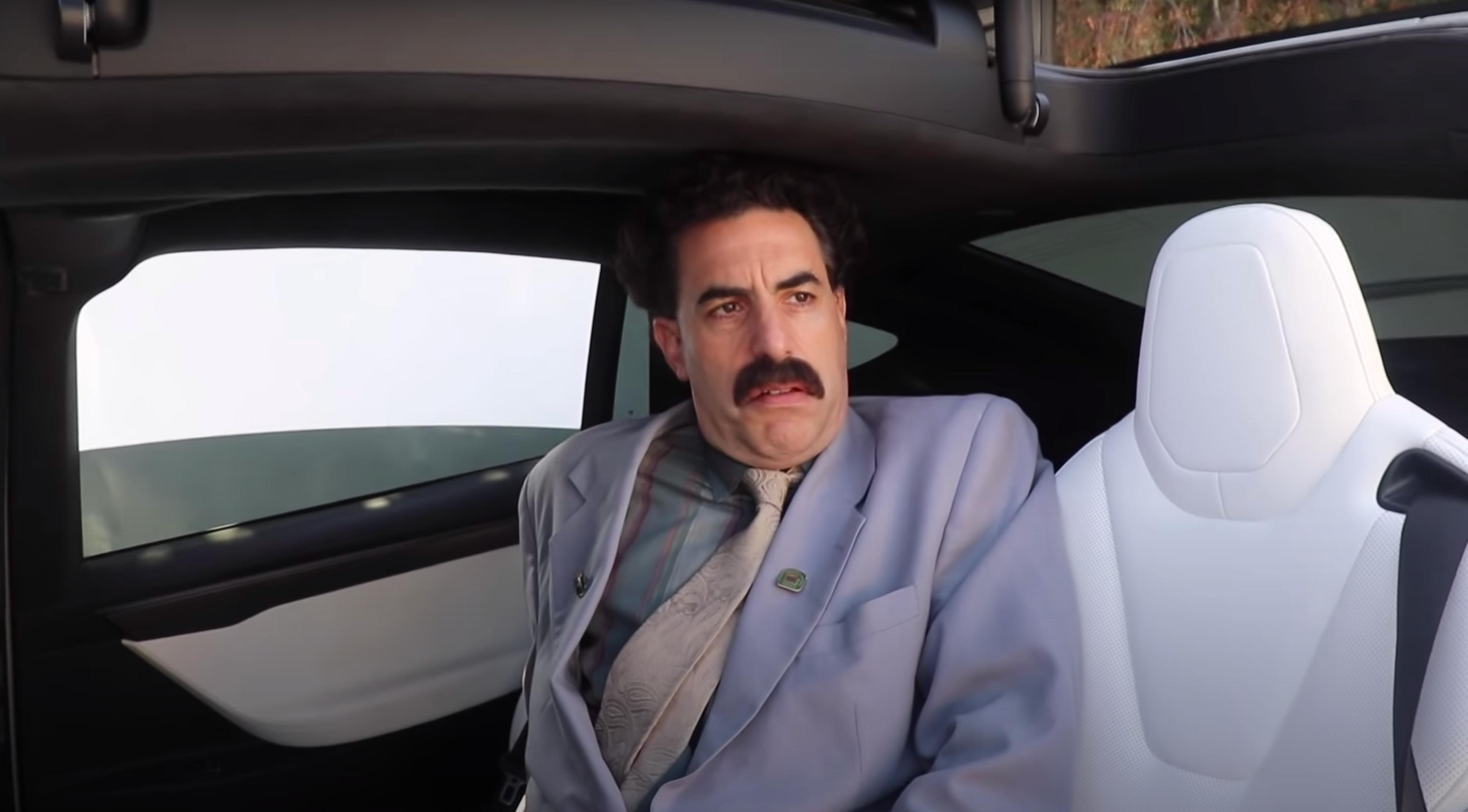 Youtube online watch borat [WATCH] Borat