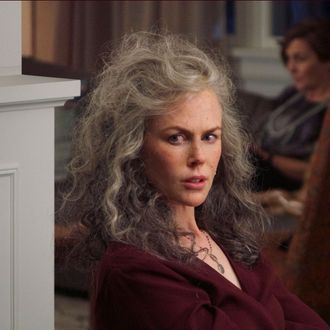 Programme Name: Top Of The Lake 2 - TX: n/a - Episode: First Look (No. First Look) - Picture Shows: ++HELD BACK FOR COMS++ Julia (NICOLE KIDMAN) - (C) See Saw Productions Australia - Photographer: Sally Bongers