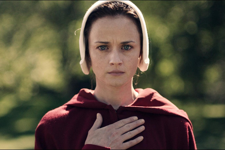 Alexis Bledel Is Great in Hulu's 'The Handmaid's Tale'