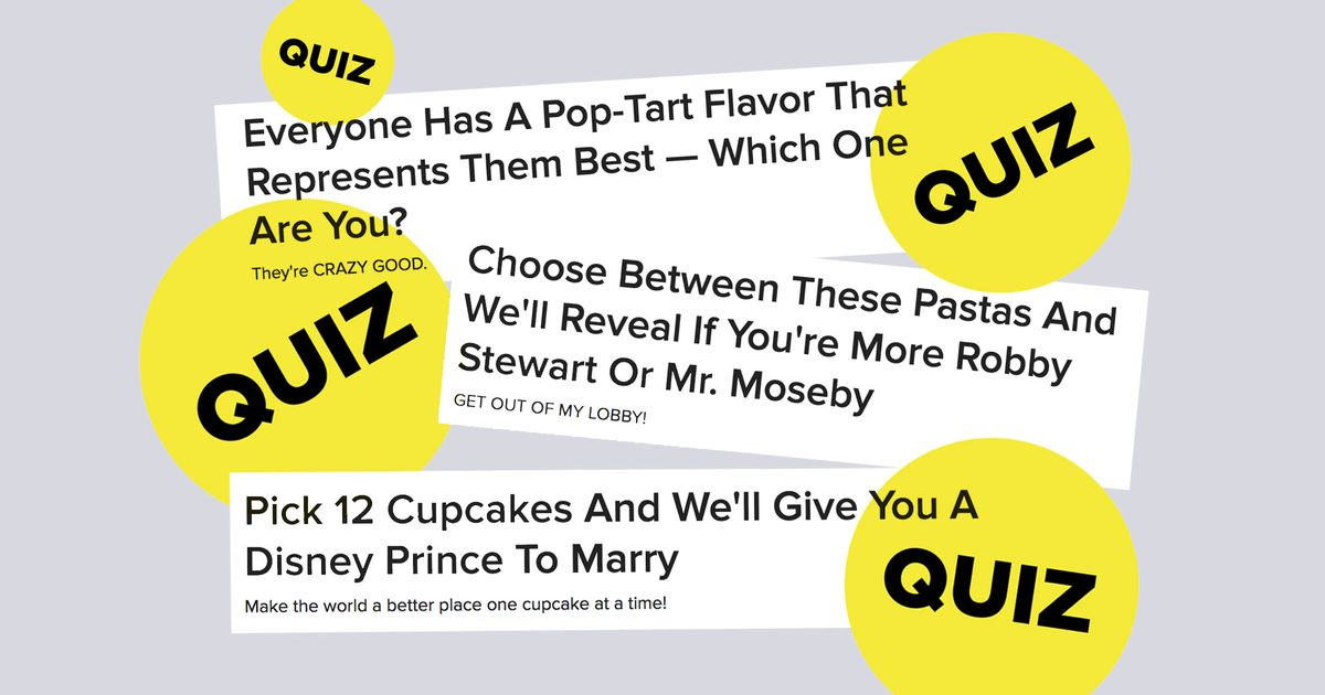 Where Do I Live Buzzfeed Quiz – I worried that it would tell me, you should live in: