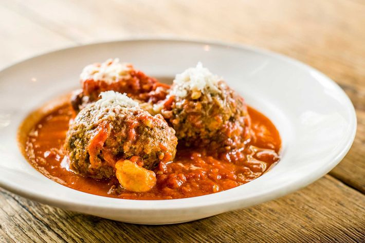 Meatballs from Frankies 457, right at your door.