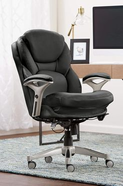 Serta Mid-Back Ergonomic Executive Office Chair