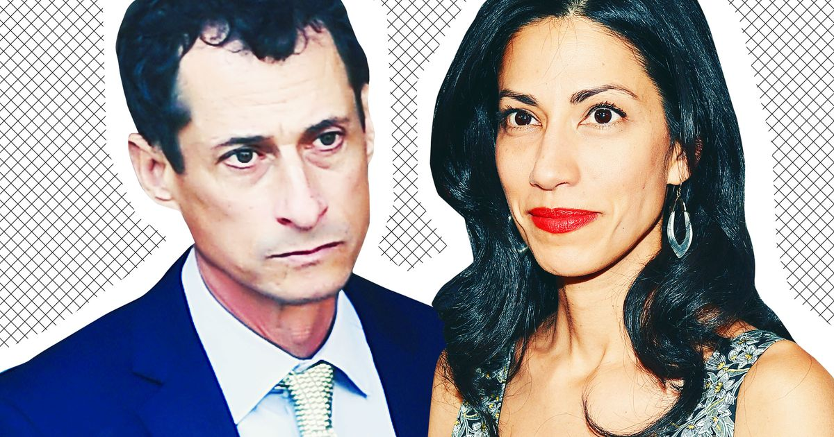 Is Anthony Weiner Moving Into Huma's Building, or Out of It?