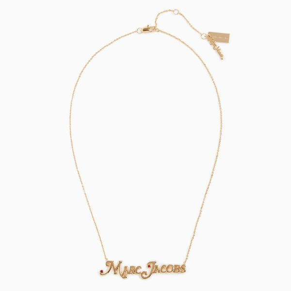Marc Jacobs The Nameplate Necklace