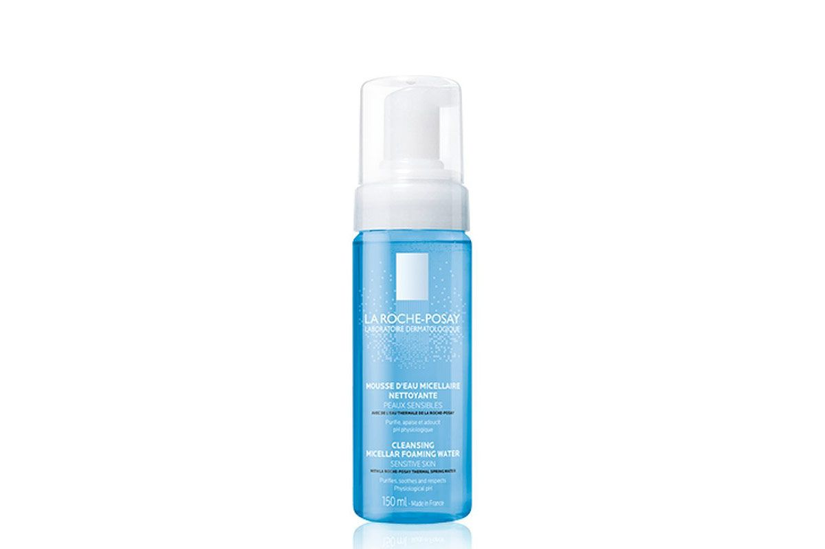 La Roche-Posay Foaming Micellar Cleansing Water and Makeup Remover