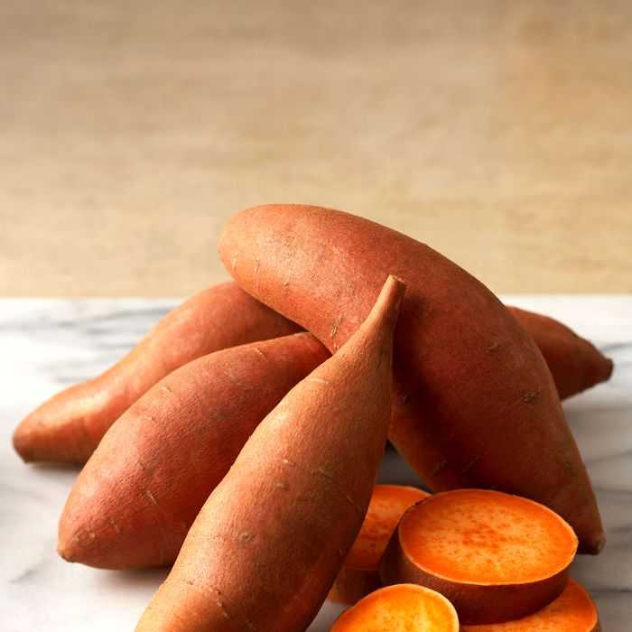 Louro has a roasted sweet-potato dish on its menu.