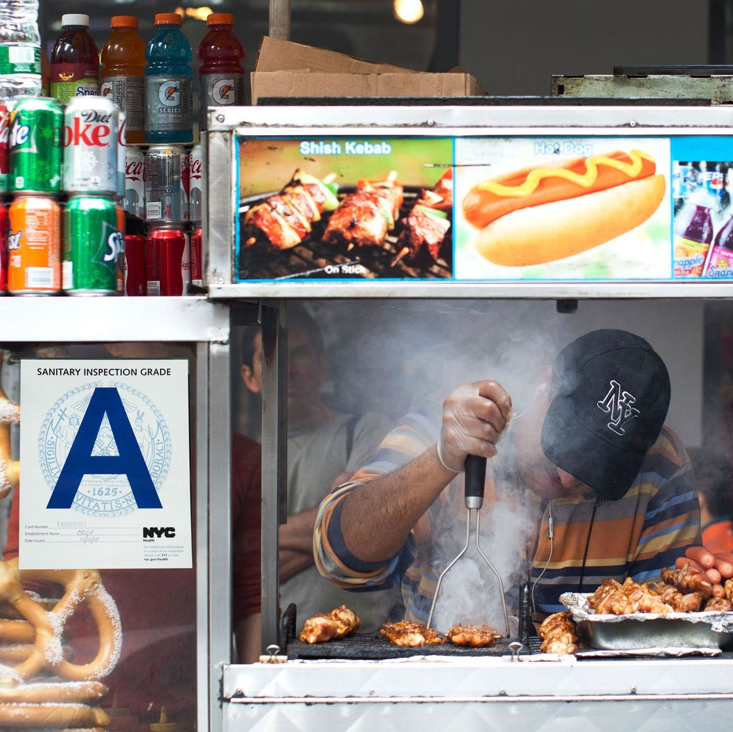 Nyc Food Carts To Get Letter Grades