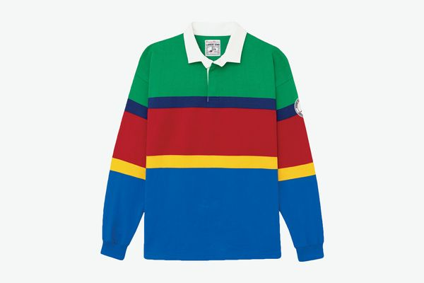 Rowing Blazers x Lands' End Rugby No. 2