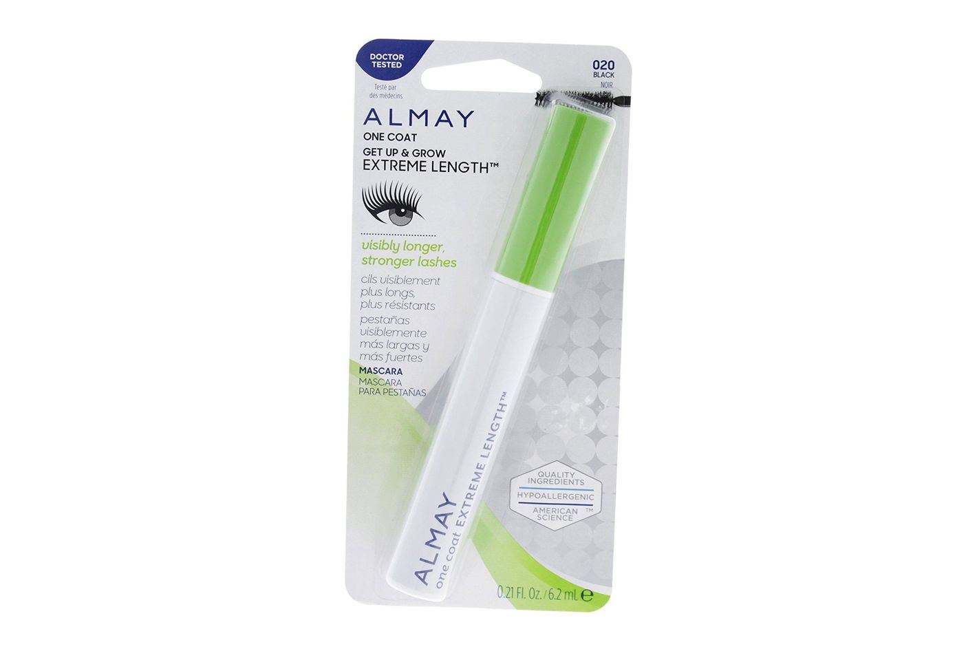 c7a9a5f0e62 Almay One Coat Extreme Length Mascara
