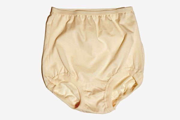 Vanity Fair Women's Lollipop Leg Band Brief Panties