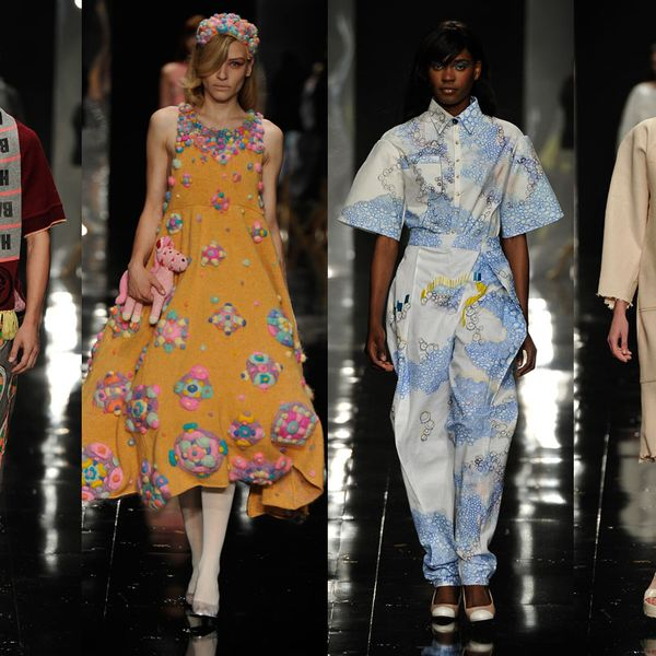 Graduate Fashion Six Designers To: Designer Fashion Label