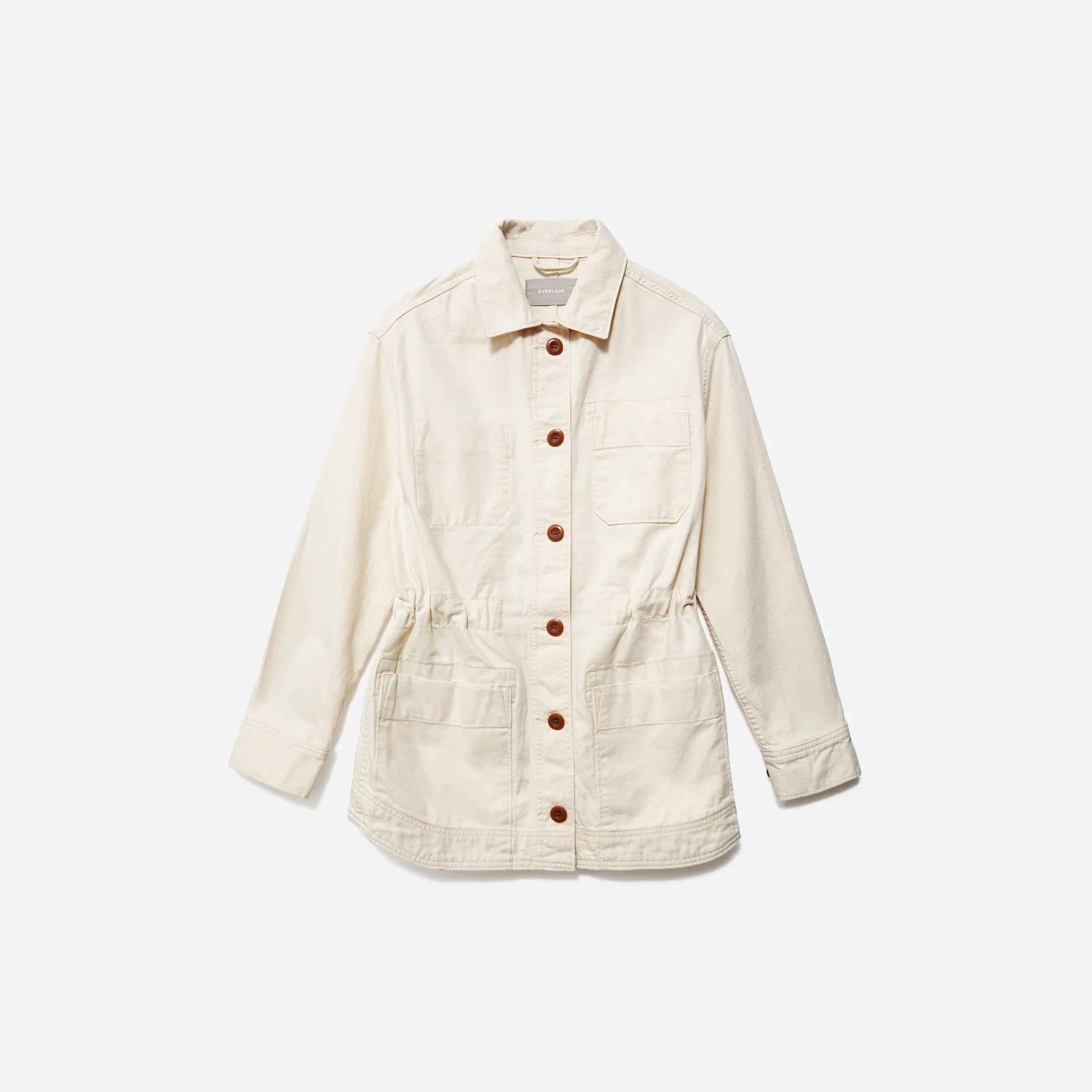The Cinchable Chore Jacket