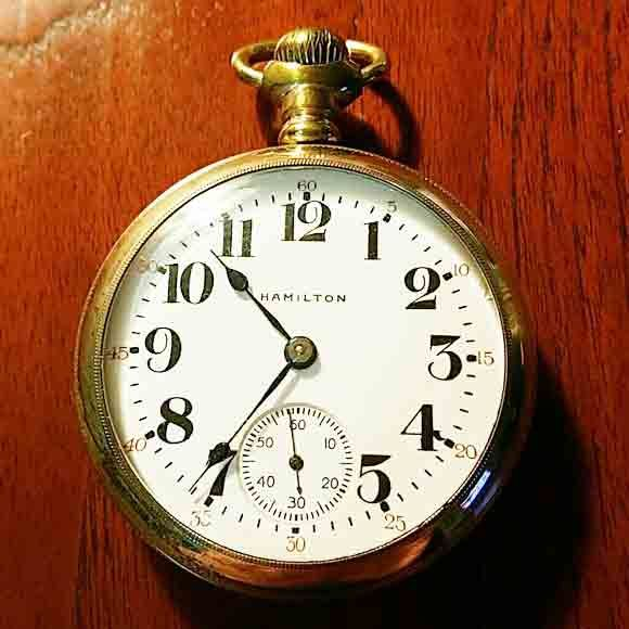 best graduation gift pocket watch