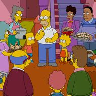 "THE SIMPSONS:  Homer struggles to manage all of the parenting responsibilities that Marge usually handles in the ""Orange is the New Yellow"" season finale episode of THE SIMPSONS airing Sunday, May 22 (8:00-8:30 PM ET/PT) on FOX.   THE SIMPSONS ™ and  © 2016 TCFFC ALL RIGHTS RESERVED.  CR:FOX"