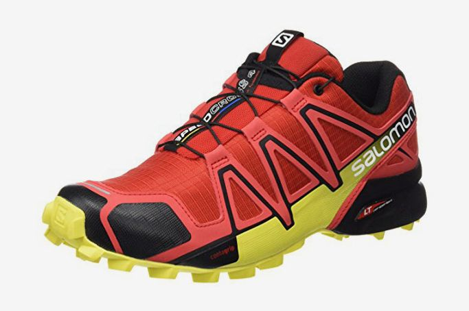 7175b1bc8c9 Salomon Men s Speedcross 4 Trail Running Shoes