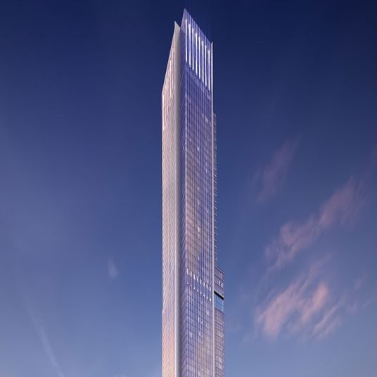 Apartment Building Nyc: The Architects Of NYC's Tallest Building, Central Park Tower