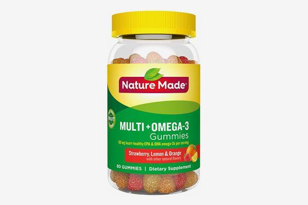 Nature Made Multivitamin + Omega-3 Gummies