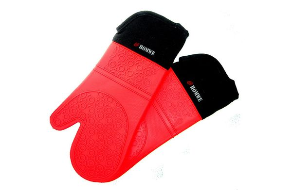 Homwe Professional Silicone Oven Mitt