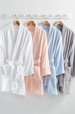 Martha Stewart Collection Cotton Terry Bath Robe