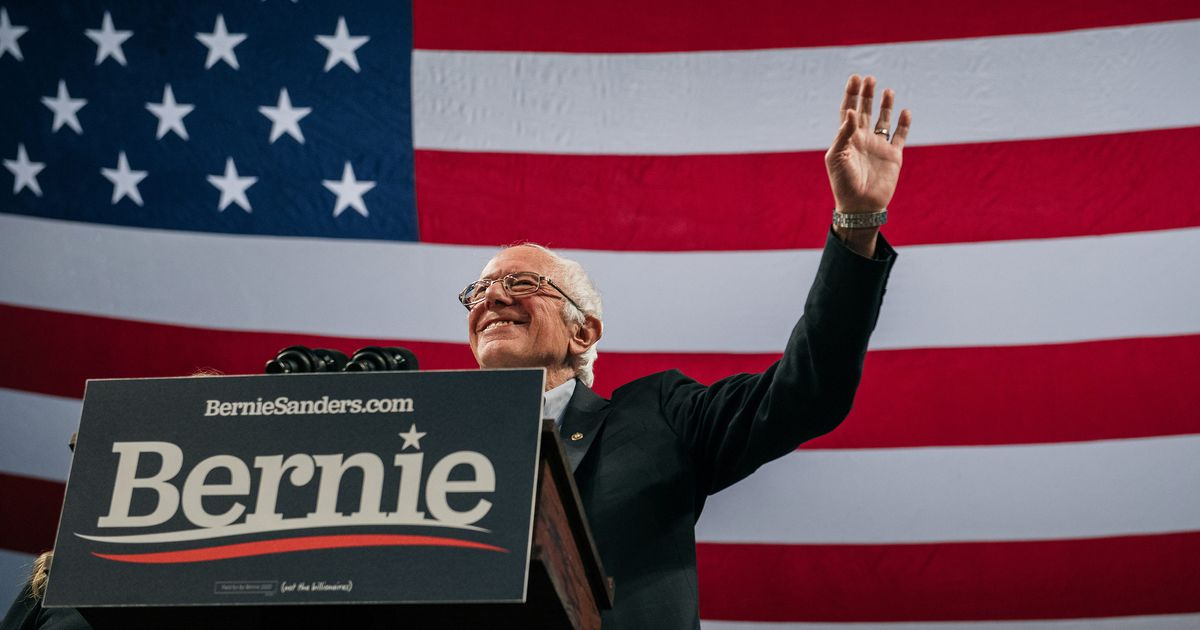 Could Bernie Win This Thing After All?