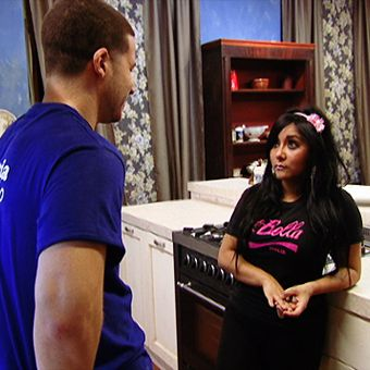 Jersey shore hookups snooki and vinny