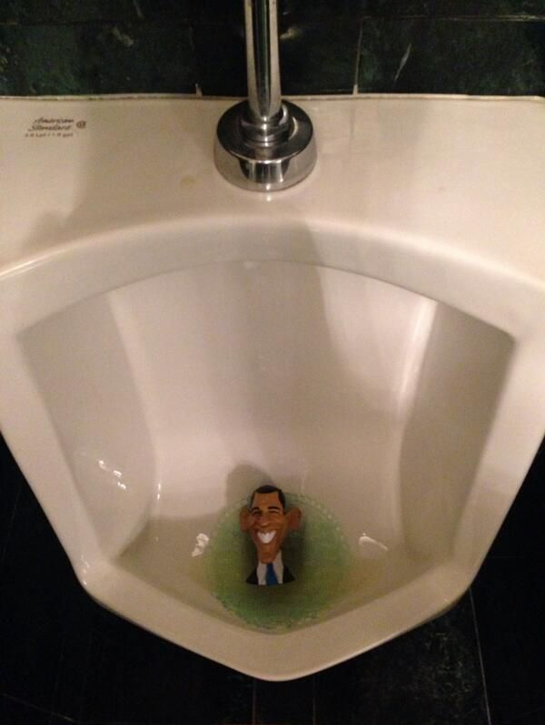 Obama Becomes Urinal Cake At Faith Conference Nymag