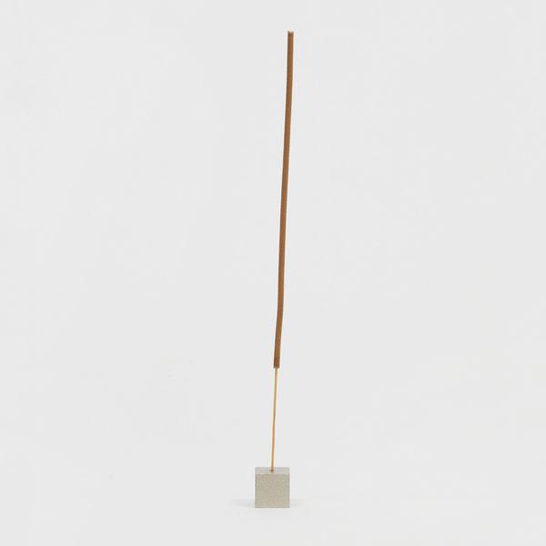 Saikai Sumitani Hakuhodo Incense Holder, Silver
