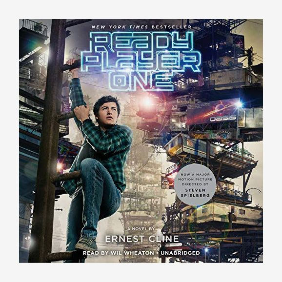 'Ready Player One,' by Ernest Cline