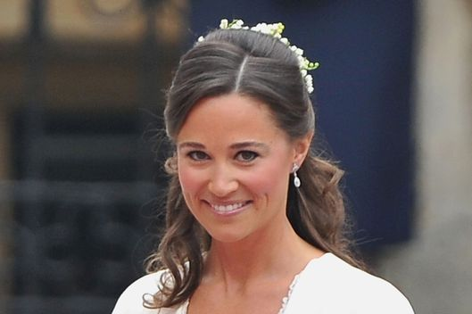 Sister of the bride and Maid of Honour Pippa Middleton arrives to attend the Royal Wedding of Prince William to Catherine Middleton at Westminster Abbey on April 29, 2011 in London, England.