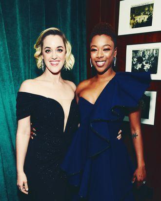 Lauren Morelli and Samira Wiley.