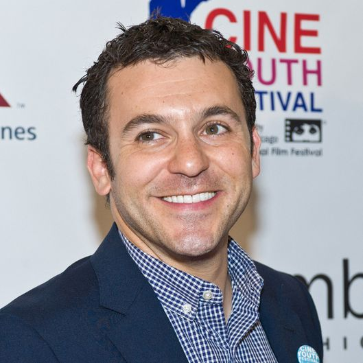 Fred Savage attends the 10th Annual CineYouth Festival at Columbia College Chicago on May 8, 2014 in Chicago.