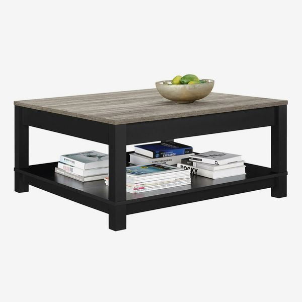 Andover Mills Zahara Coffee Table with Storage
