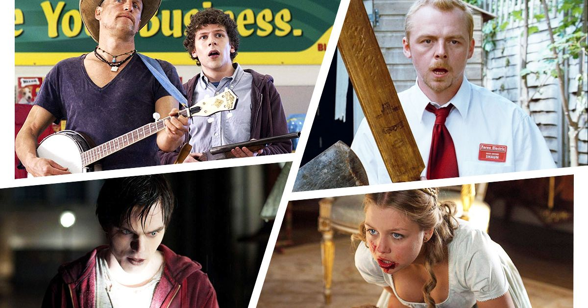 8 Great Zombie Comedies (That Aren't The Dead Don't Die)