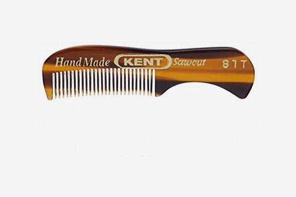 Kent Handmade Sawcut Mustache Comb