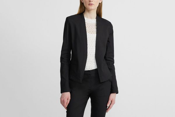 Theory Good Linen Clean Blazer