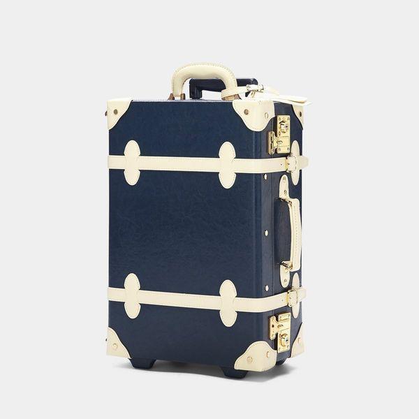 Steamline Luggage The Entrepreneur Navy Carryon