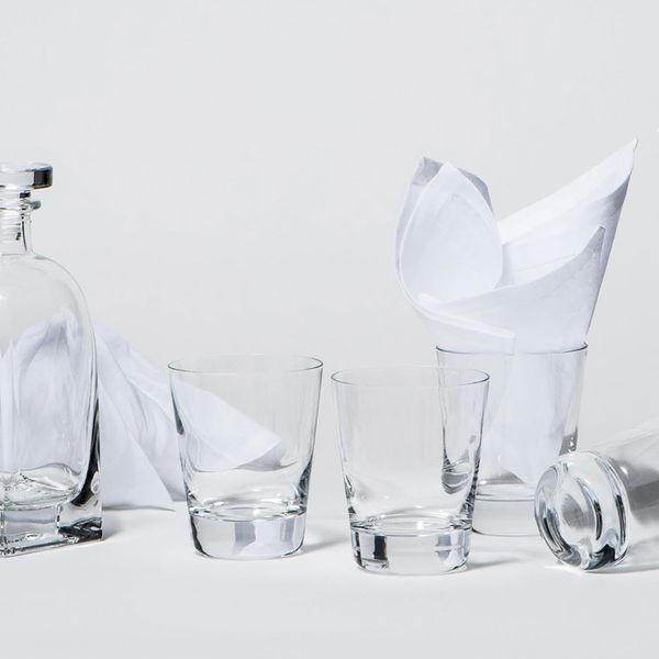 Snowe Whiskey Set