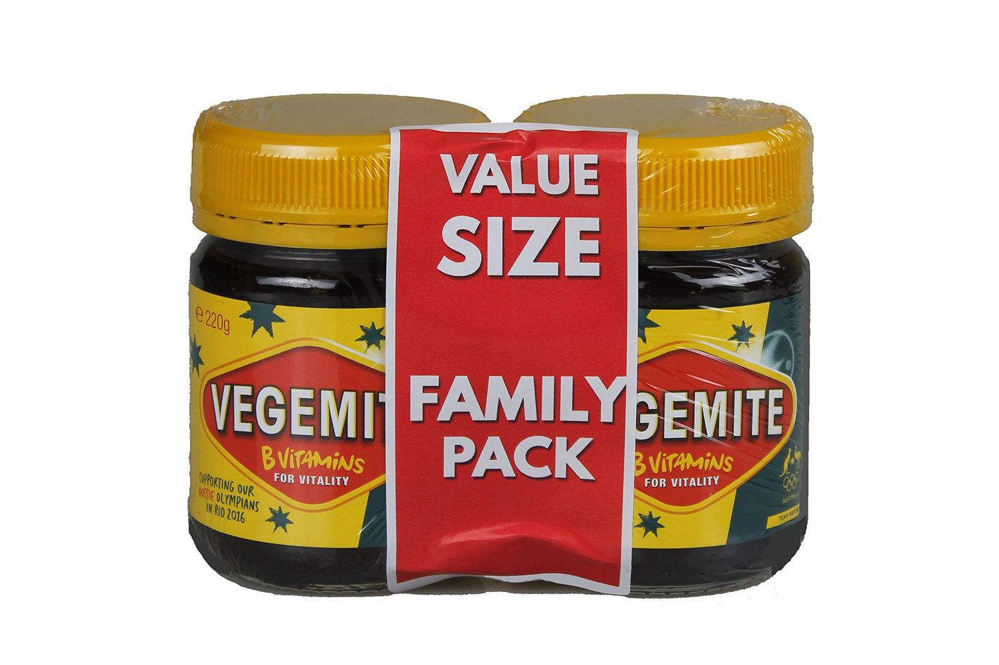 Vegemite, Pack of 2