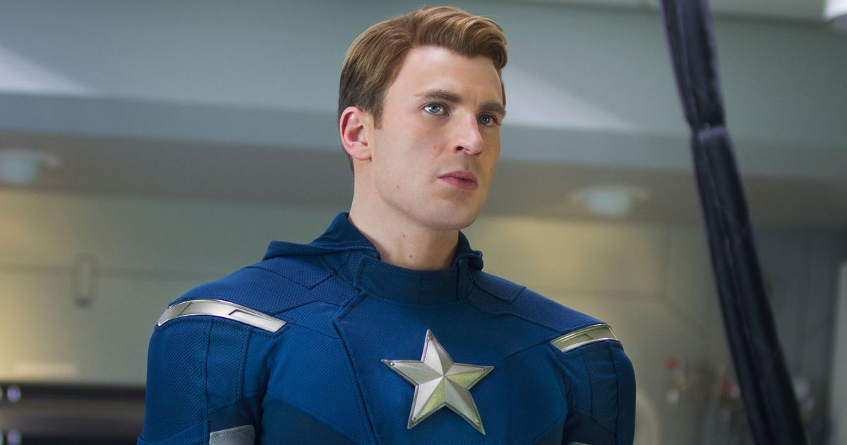 'Captain America': Chris Evans fights evil, and the ...