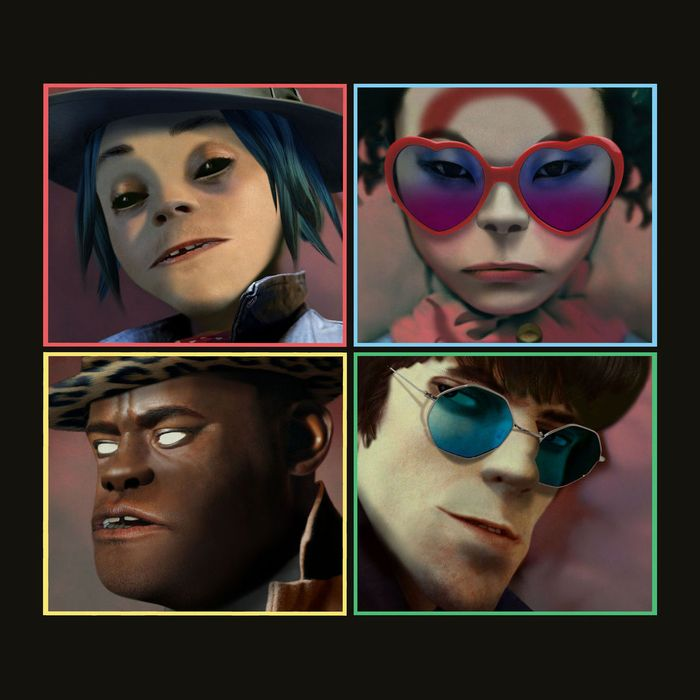 2168d3c2dda2 Everything You Need to Know About the New Gorillaz Album