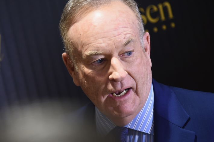 Fox News' Bill O'Reilly says he is vulnerable to lawsuits