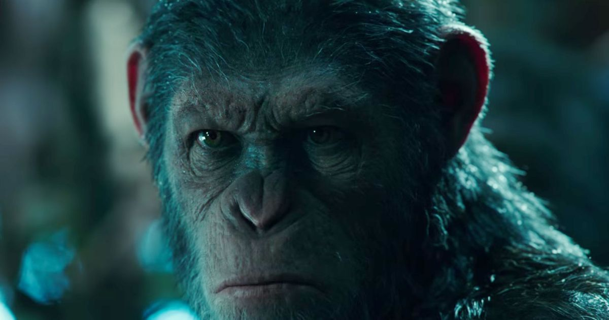 War for the Planet of the Apes Trailer: Caesar Is Coming
