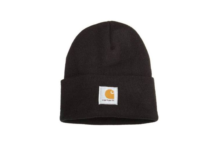 Carhartt Watch Hat A18 — Black