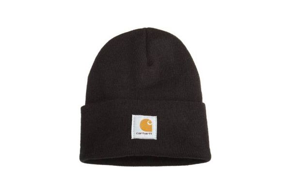 Carhartt Watch Hat A18 — Black