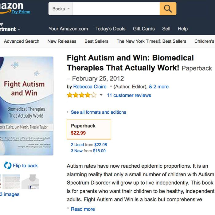 Us Announces 2 Autism Rate Again And >> Fake Autism Cure Books No Longer Sold On Amazon