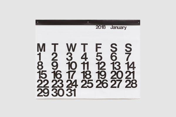 Stendig Stendig Calendar 2018