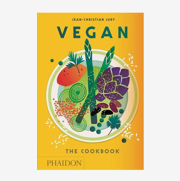 """Vegan: The Cookbook"" by Jean-Christian Jury"