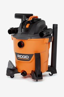 Ridgid 12 Gallon 5.0-Peak HP NXT Wet/Dry Shop Vacuum With Filter, Hose, and Accessories